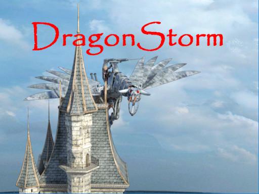 DragonStorm - Castle Destroyer
