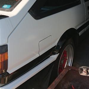 スプリンタートレノ AE86 のカスタム事例画像 nakanoさんの2020年03月11日11:18の投稿