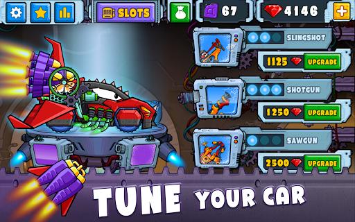 Car Eats Car 2 (Mod Money)