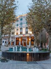 Photo: Antea-Hotel und Abschied von Istanbul