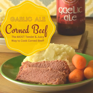The BEST Slow Cooker Corned Beef