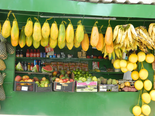 fruit-market.jpg - Fresh fruits and vegetables can be seen along the city's streets each day.
