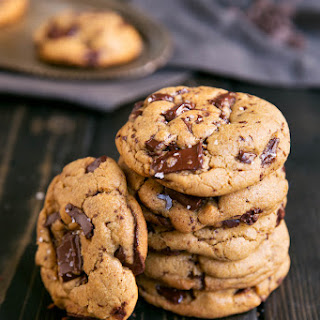 Absolutely Epic Chocolate Chunk Cookies