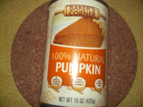 When using canned pumpkin I prefer this brand from Aldi over the Libby's brand....