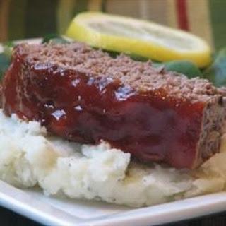 Glazed Meatloaf II.