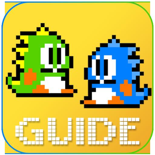 Guide For Bubble Bobble !