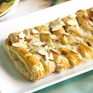 Easy Almond Danish Braid Recipe