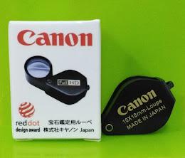 ๙เคาะเดียวปิด๙ กล้องส่องพระ Canon ULTRA 4K FULL HD 10x18mm Loupe เลนส์แก้วเคลือบมัลติโค๊ตตัดแสง เฟลมสีดำ มือ 1ส่องชัดๆ ใสๆ *ภาพจริงไม่มีการตกแต่ง ของจริงสวยกว่าในรูป ไม่พอใจทุกกรณี ยินดีคืนเงิน*