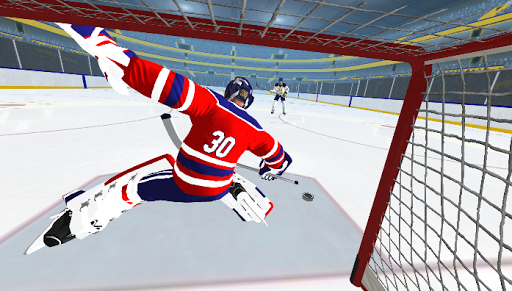 Hockey Games  captures d'écran 2