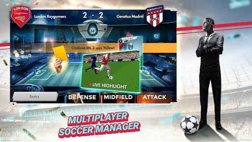 Futuball - Future Football Manager Game 1.0.27 screenshots 1