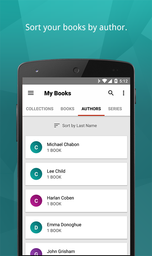 Kobo Books - Reading App- screenshot