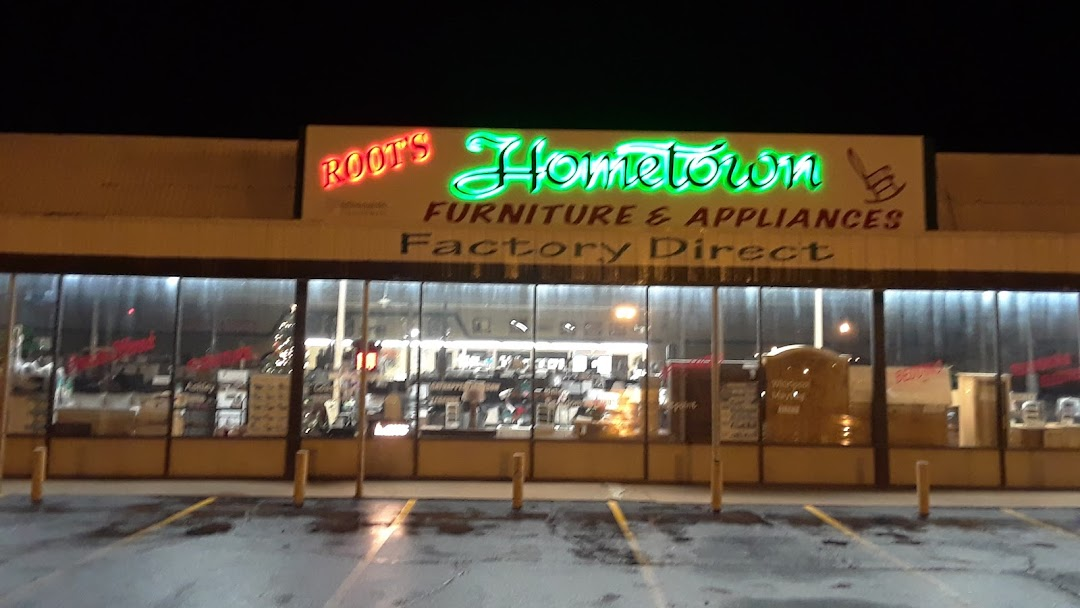 Root S Hometown Furniture And Liances