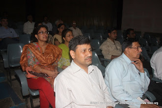 Photo: In second row, Ms. Sudakshina Banerjee, Special Representative, CfB.