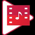 Vider: música para YouTube icon