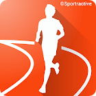 Sportractive Running & Fitness icon