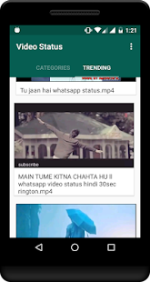Whats Video Status Songs for WhatsApp - náhled