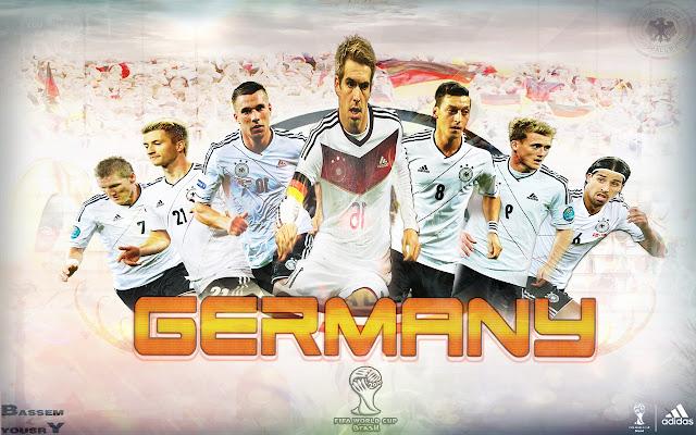 Germany Football Team Die Mannschaft Tab