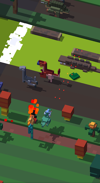 Crossy Road Screenshot Image