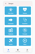 Arbo App -Dengue, Zika, Febre amarela, Chikv, Mayv screenshot thumbnail