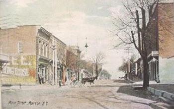 Photo: Main Street 1909