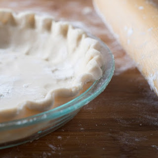 Martha Stewart's Pefect Pie Shell
