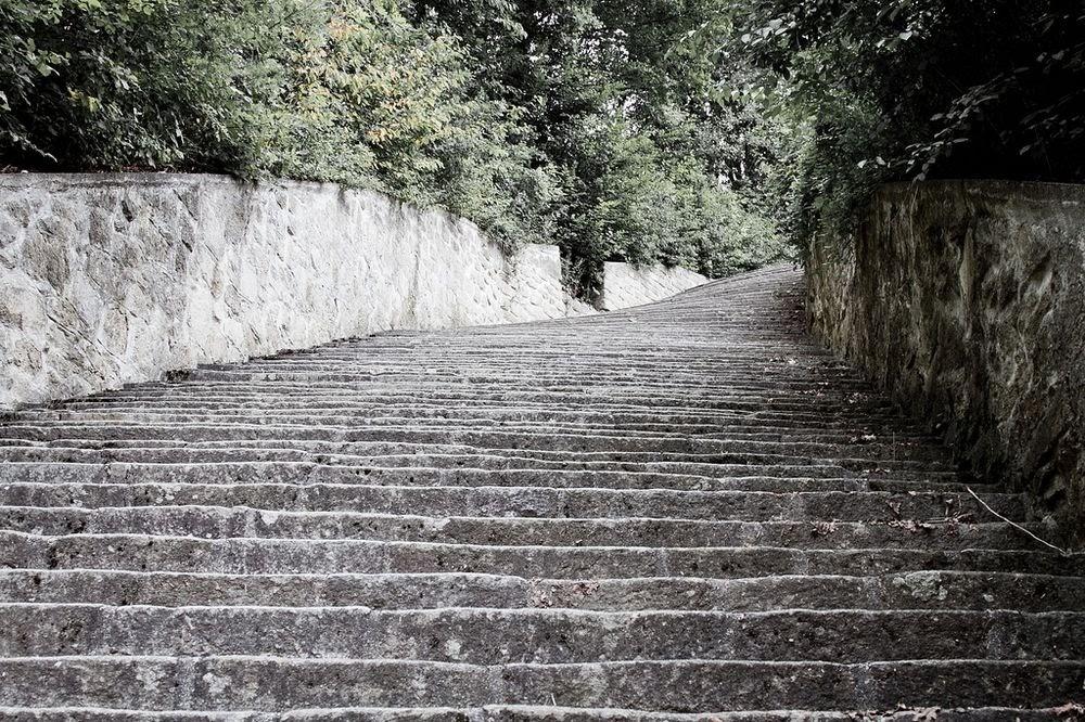 Mauthausen e as infames escadas da morte