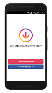 Story Saver for Instagram - Assistive Story - náhled
