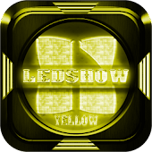 Next Launcher Theme LedShowYLO