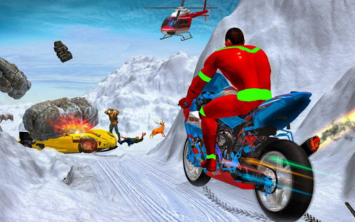 Light Speed Robot Doctor Hero - Rescue & Survival 2.4 Screenshots 5
