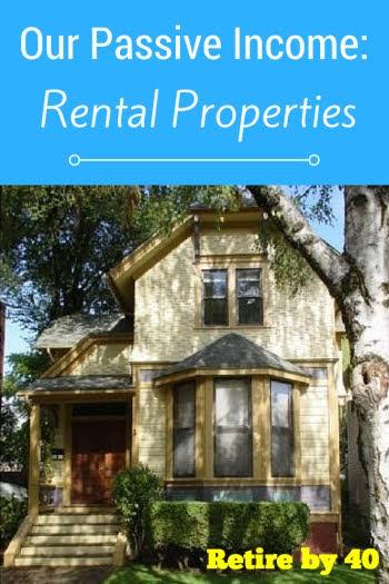 Passive Income Rental Properties