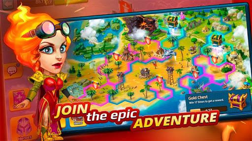 Battle Arena: Heroes Adventure - Online RPG 1.7.1401 screenshots 21