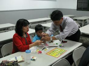 Photo: 20110420傳統童玩快樂學-捏麵人 005