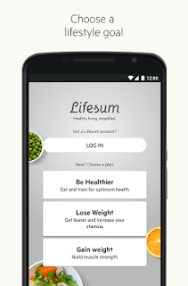 Lifesum - The Health Movement screenshot 00