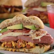 Ham Sandwich/ Torta
