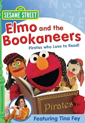 Sesame Street: Elmo And The Bookaneers: Pirates Who Love To Read
