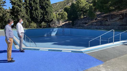 La piscina de Castala abrirá este verano después de su renovación integral