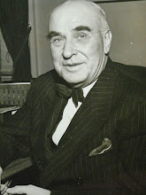 Photo: Final portrait photograph of Governor Gardner before his death in 1947.  He had just been confirmed by the US Senate as Ambassador to Great Britain and the Court of St. James