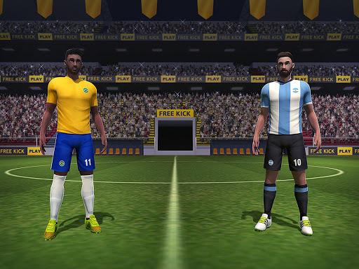 SOCCER FREE KICK WORLD CUP 17  screenshots 6