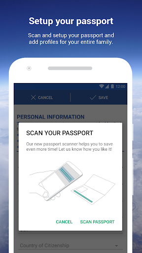 Mobile Passport (CBP authorized) for PC