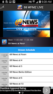 69 WFMZ LIVE- screenshot thumbnail