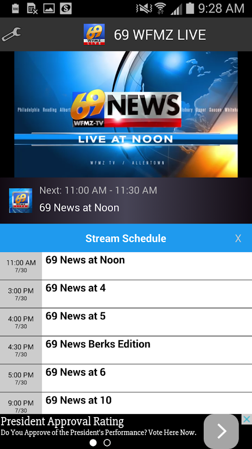 69 WFMZ LIVE- screenshot