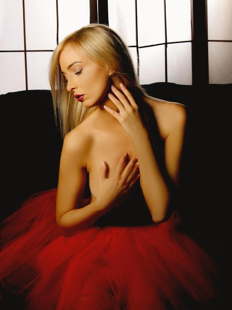 Passion red Boudoir di sara_cerreti
