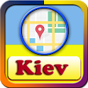 Kiev City Maps And Direction icon