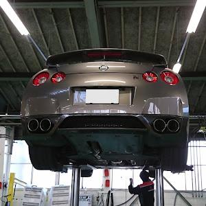 NISSAN GT-R R35 MY08_premium_editionのカスタム事例画像 あき☆t-gray🌟さんの2019年03月09日19:20の投稿