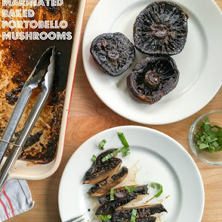Italian Marinated Portobello Mushroom Recipes