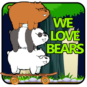 We Love Bears for PC and MAC
