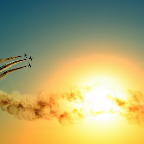 FLY HIGH by Mark Tomboc - News & Events World Events