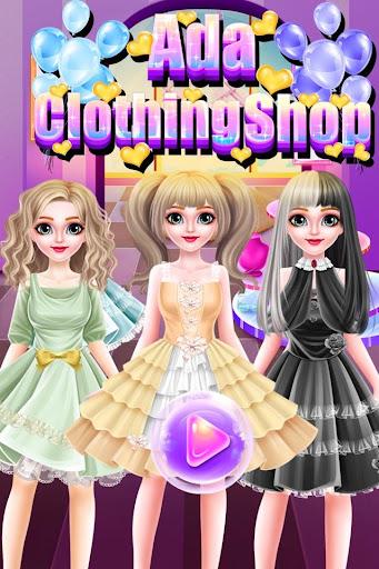 Ada clothing shop screenshot 1