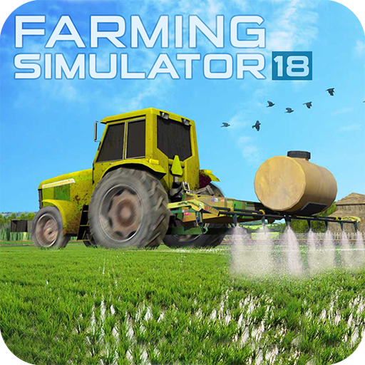 Real Farming Simulator: Farm Truck Driving School
