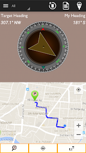 GPS Direction Screenshot 7
